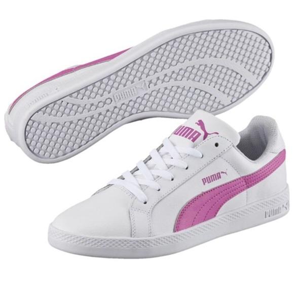 Puma Shoes   Whitepink   Poshmark